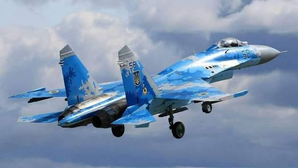 Триумф украинского пилота