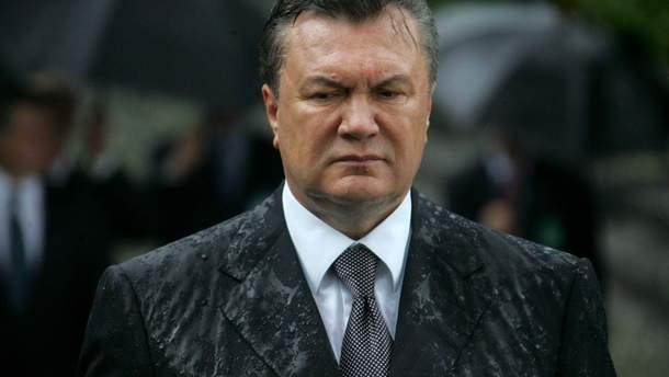 За рубежом арестовали более полтонны золота, похищенного во времена Януковича