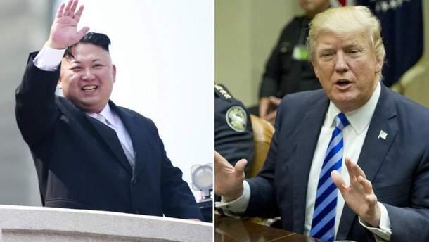 Конфлікт КНДР – США: необхідно сідлати за стіл переговорів
