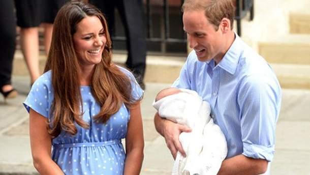 Кейт Миддлтон беременна третьим ребенком