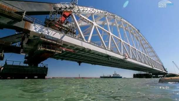 Керченский мост может сорвать важные контракты Украины с США