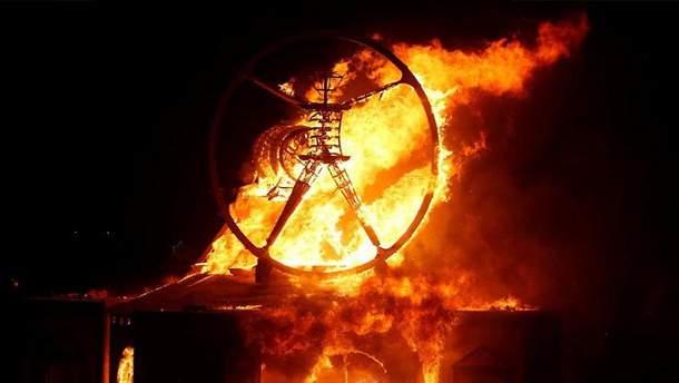 Burning Man 2017: на фестивале погиб мужчина