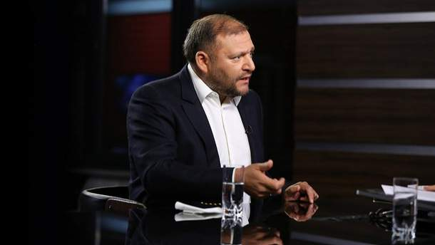 "Михаил Добкин убеждает в ""смерти"" Виктора Януковича"