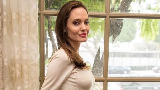 Анджеліна Джолі дала нове інтерв'ю