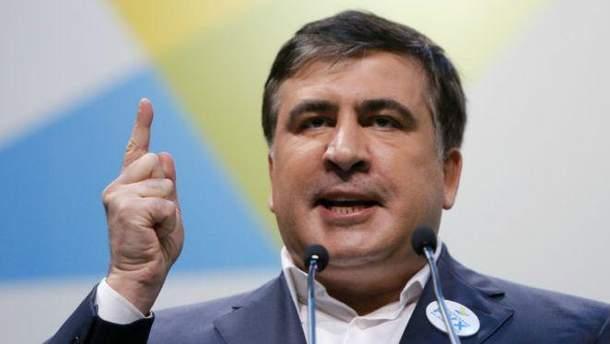 Михеила Саакашвили будет встречать большая делегация 10 сентября
