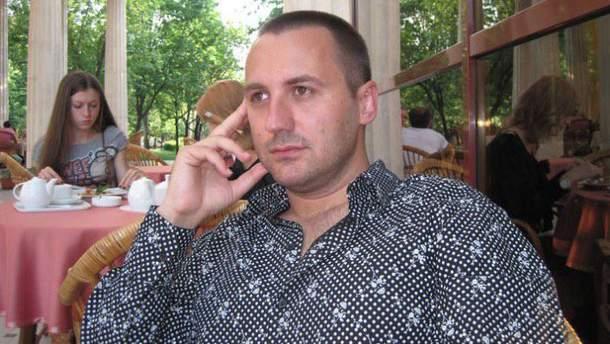 Павло Золотарьов-Мясоєдов