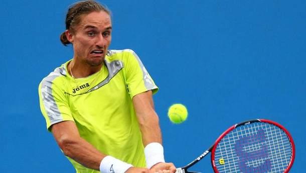 Александр Долгополов вылетел из US Open от Рафаэля Надаля