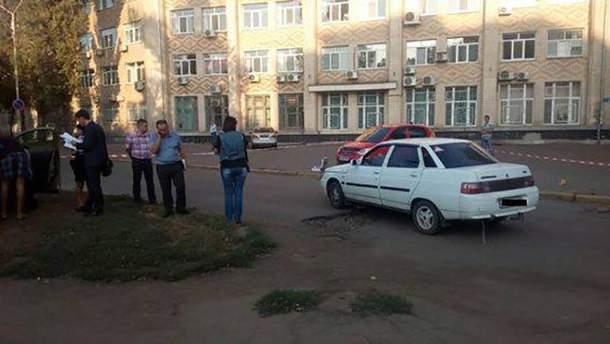 Конфлікт на дорозі завершився стріляниною у Миколаєві