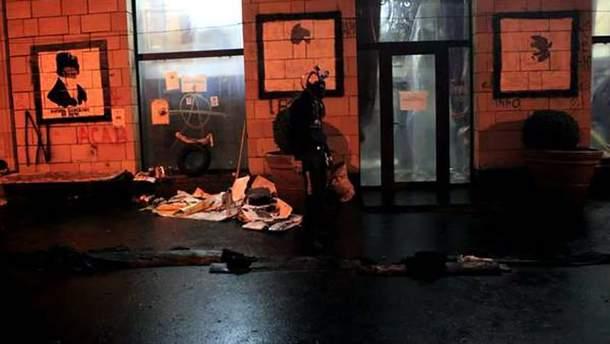 """Процесс создания """"Икон Революции"""" в Киеве"""