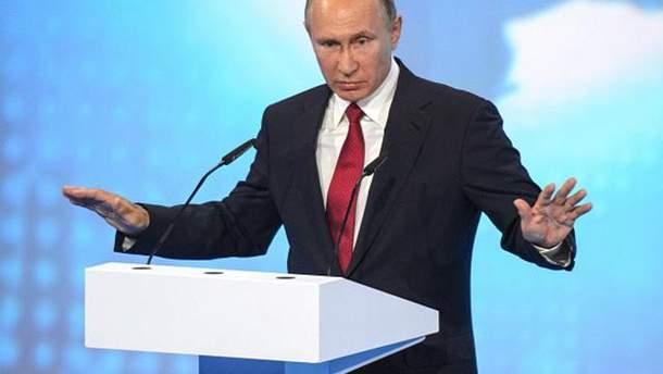 Путін висунув свої умови введення миротворців на Донбас