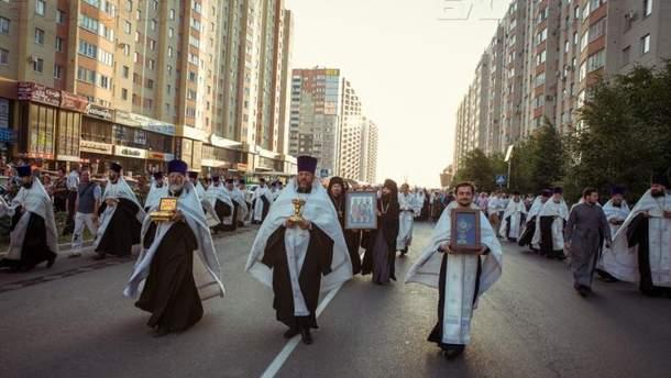 У Росії релігійним активістам не подобається будівля колишньої шашличної (ілюстрація)