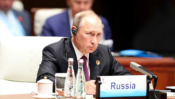 Путін знову шантажує Україну і Захід