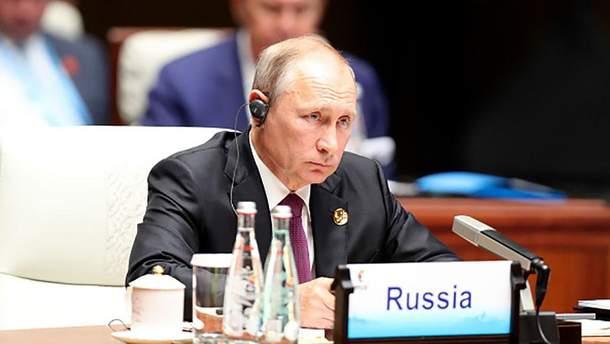Путин снова шантажирует Украину и Запад