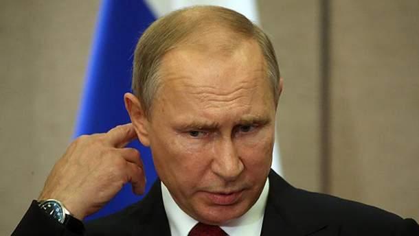Путин угрожает захватом новых территорий Украины