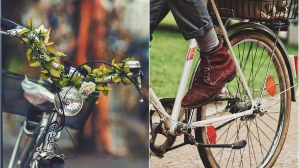 Катання на велосипеді – подовжує життя