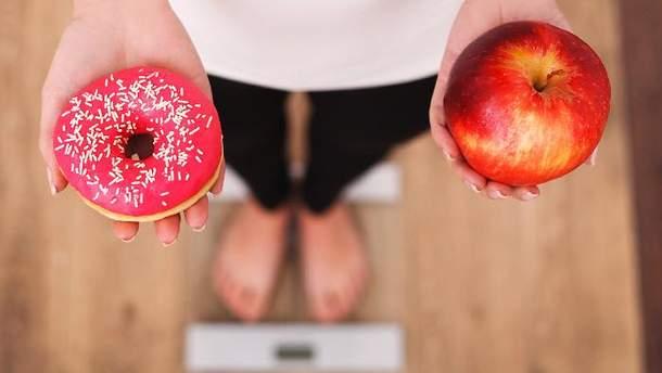 Які 8 звичок заважають нам схуднути