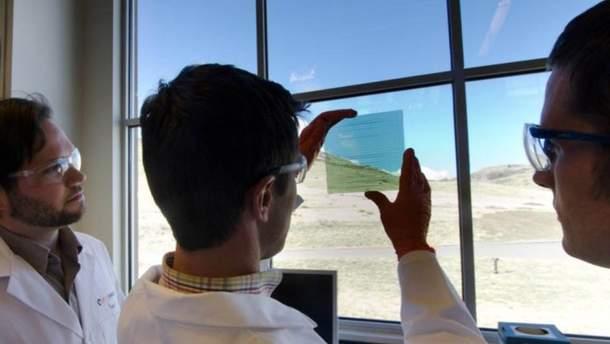 В США створили рідке покриття для збору сонячної енергії з вікон