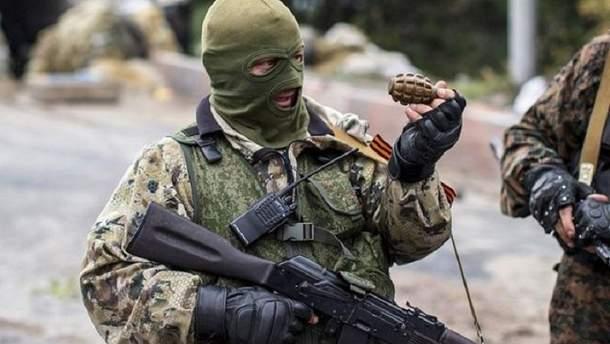 """Назвали ім'я ще одного росіянина, який """"заблукав"""" на Донбасі"""