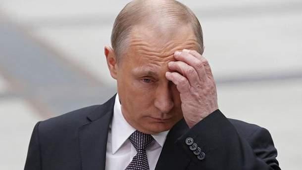 Путін гарячково шукає вихід із ситуації