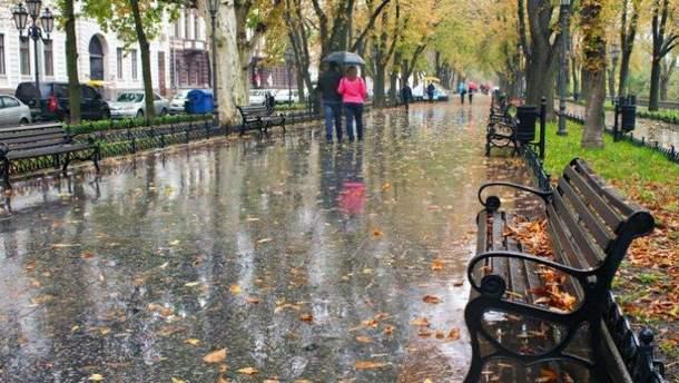 Прогноз погоды на 6 сентября в городах Украины