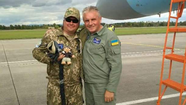 Український пілот переміг на змаганнях у Чехії