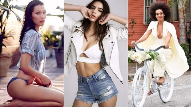 Популярні акаунти про моду в Instagram