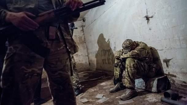 Обмен пленными в Минске