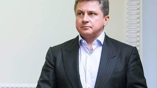 Рахунки в банках Олексія Азарова опинилися під арештом