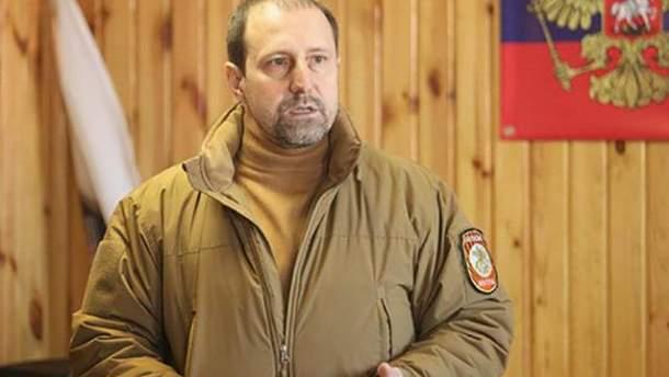 Терорист Ходаковський критикує можливе введення миротворців на Донбас