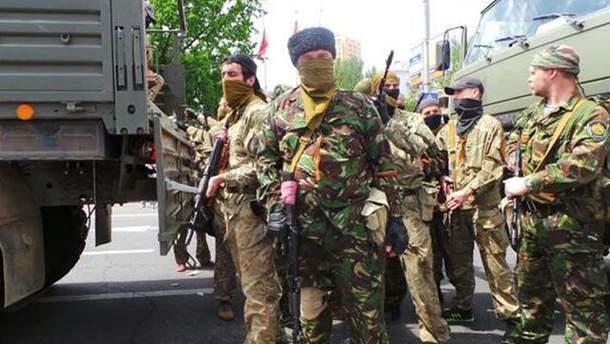"""Бойовики """"ДНР"""" провели масові затримання людей"""