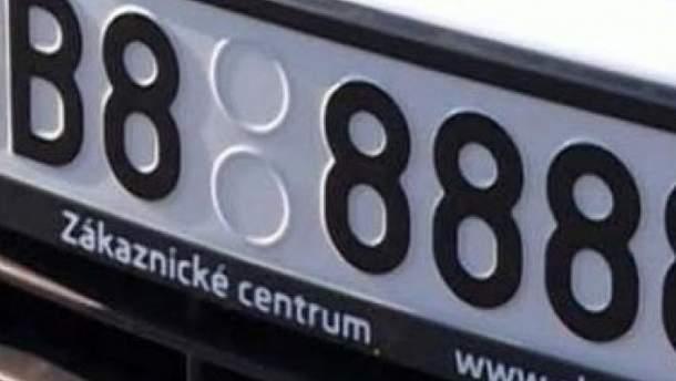 В Украине незаконно находится почти 64 тысяч авто на еврономерах