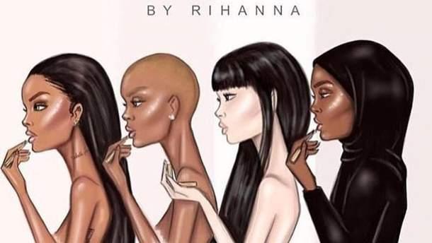 Fenty Beauty by Rihanna