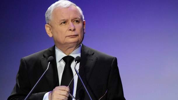 Качинський хоче використати вимогу Польщі щодо компенсацій від ФРН у власних цілях