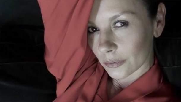Кетрін Зета-Джонс без макіяжу