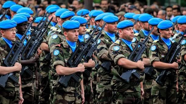 Миротворці на Донбасі – пастка для України, – Василенко