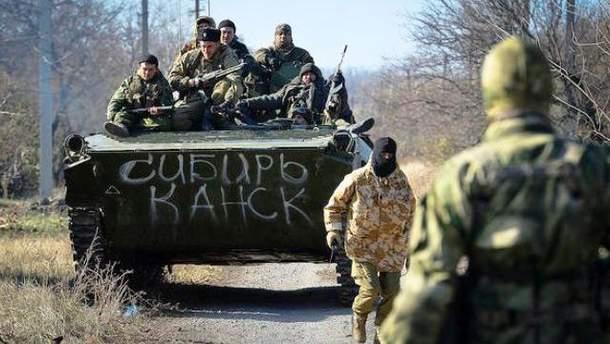 Российские войска на Донбассе – причина невыполнения АТО