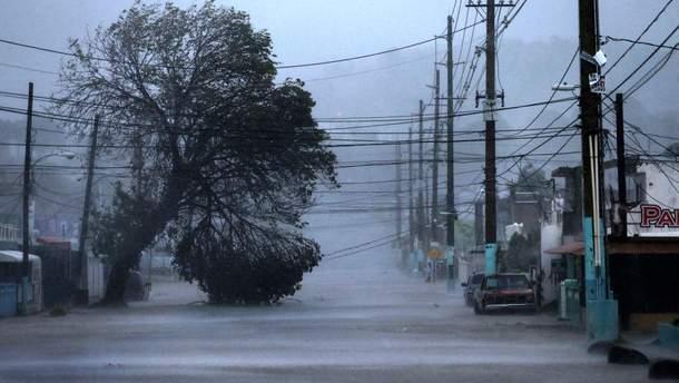 """Ураган """"Ірма"""" знищив цілий острів Барбуда"""