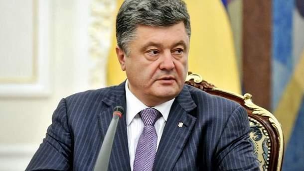 Петр Порошенко готов представить свое видение реинтеграции оккупированных территорий
