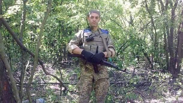 """Олег Динька """"Єгер"""" підірвався на ворожій розтяжці поблизу Донецька."""