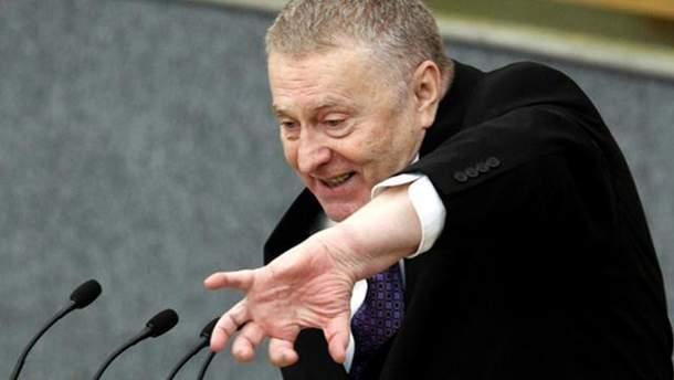 Скандальний російський політик заявив, що Україну чекає велика війна