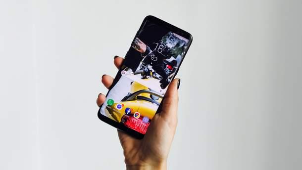 Флагман у всьому: тест драйв Samsung Galaxy S8