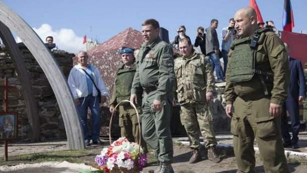 Терорист Олександр Захарченко