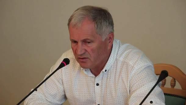 Леонід Сахневич написав заяву на звільнення після обурення Володимира Гройсмана
