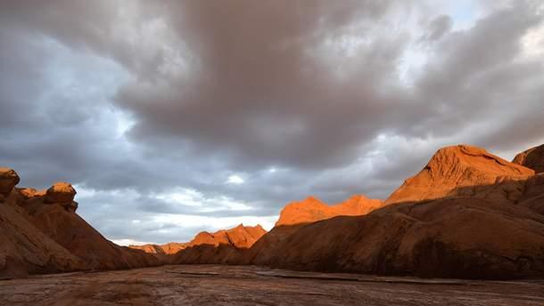 Китай планирует создать в провинции Цинхай копию Марса