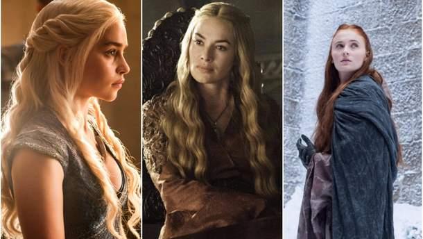 """Як зробити зачіску Дайнеріс, Санси та Серсеї з """"Гри престолів"""""""