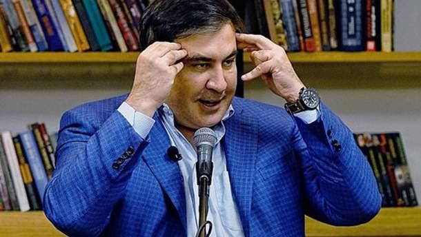 В партії Саакашвілі заявили про перешкоджання від влади поверненню політика в Україну