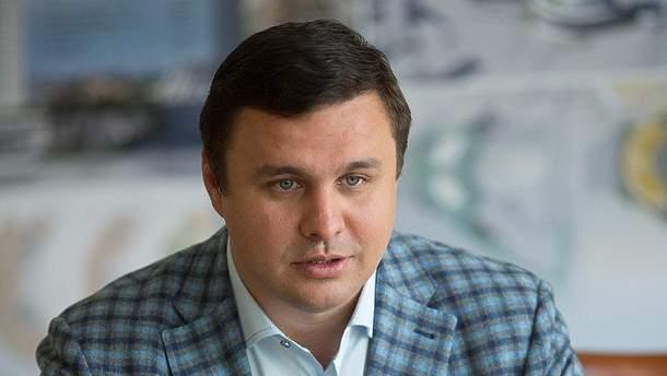 """Максим Микитась теперь в """"Воле народа"""""""
