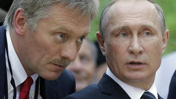 """У Путина заявиил, что Украина с """"ЛДНР"""" должна согласовывать введение миротворцев на Донбасс"""