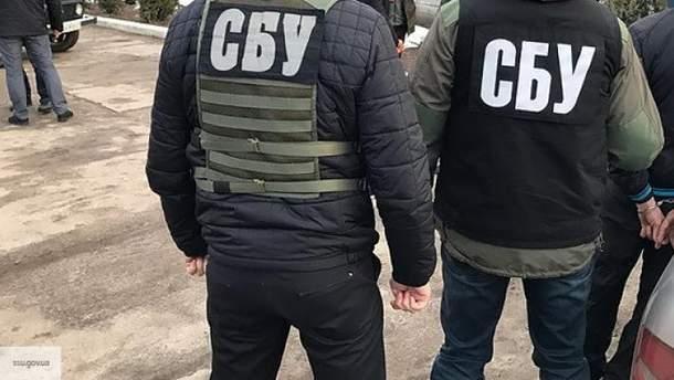 """СБУ разоблачила поставщиков продуктов в """"ДНР"""""""