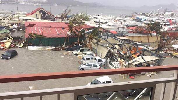 "Фейки об урагане ""Ирма"""